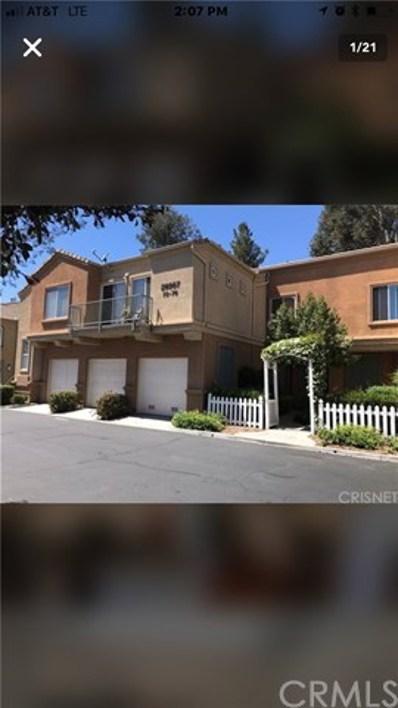26967 Hillsborough UNIT 75, Valencia, CA 91354 - MLS#: PW18172741