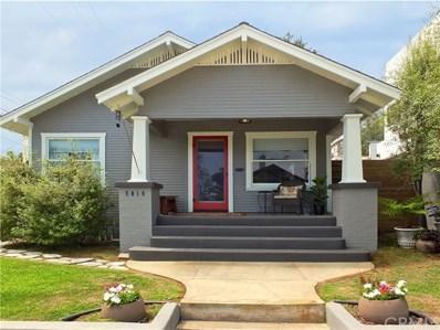 5018 E 3rd Street, Long Beach, CA 90814 - MLS#: PW18172955