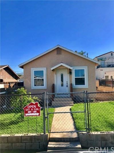 1252 D Street, Corona, CA 92882 - MLS#: PW18173088