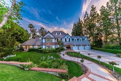 265 S Owens Drive, Anaheim Hills, CA 92808 - MLS#: PW18173092