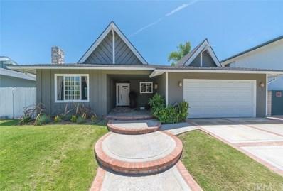 5922 Nordina Drive, Huntington Beach, CA 92649 - MLS#: PW18173454