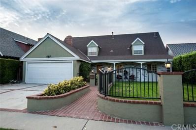 14651 Charloma Drive, Tustin, CA 92780 - MLS#: PW18174150