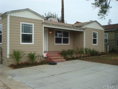 1323 W La Cadena Drive, Riverside, CA 92501 - MLS#: PW18174282
