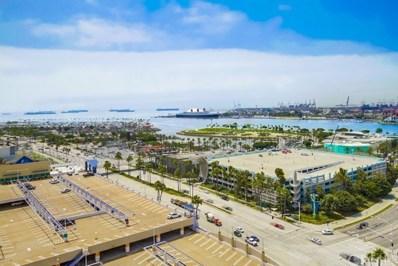 411 W Seaside Way UNIT 1803, Long Beach, CA 90802 - MLS#: PW18174635