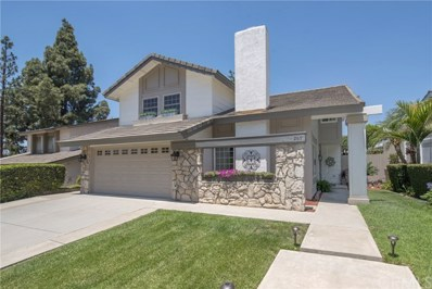 265 Hilltop Lane, Brea, CA 92821 - MLS#: PW18175181
