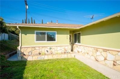 1265 Arroyo Drive, Monterey Park, CA 91755 - MLS#: PW18175544
