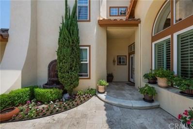 5710 Picasso Drive, Yorba Linda, CA 92887 - MLS#: PW18176234