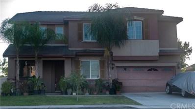 4444 Almaterra Drive, Perris, CA 92571 - MLS#: PW18177309