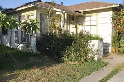 4006 Esmeralda Avenue, El Monte, CA 91731 - MLS#: PW18177343