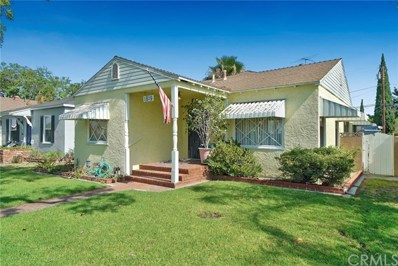 1819 E Curry Street, Long Beach, CA 90805 - MLS#: PW18178431