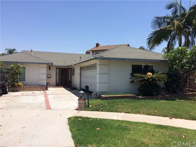 1066 S Dover Circle, Anaheim, CA 92805 - MLS#: PW18178817