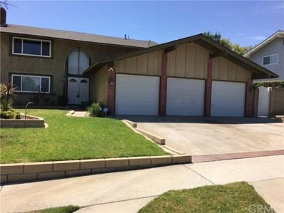 411 Tolbert Street, Brea, CA 92823 - MLS#: PW18178997