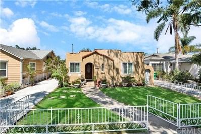1242 S Garnsey Street, Santa Ana, CA 92707 - MLS#: PW18179293