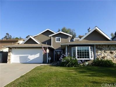 5300 E Gerda Drive, Anaheim Hills, CA 92807 - MLS#: PW18179426