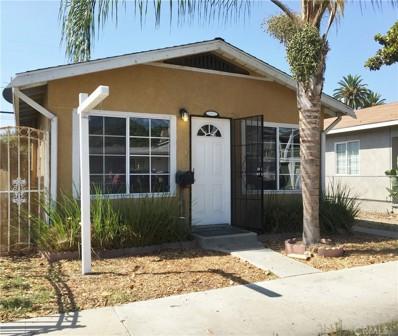 266 E Platt Street, Long Beach, CA 90805 - MLS#: PW18179429