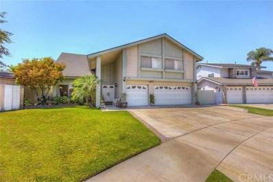 2134 W Cherry Drive, Orange, CA 92868 - MLS#: PW18179612