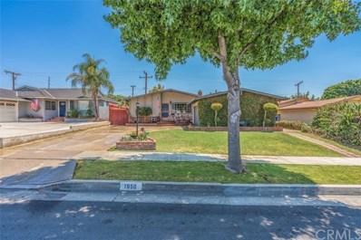1950 E Francis Avenue, La Habra, CA 90631 - MLS#: PW18179788