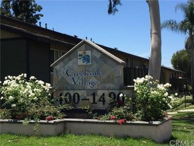 1480 W Lambert Road UNIT 282, La Habra, CA 90631 - MLS#: PW18180125