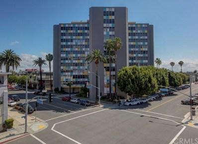 100 Atlantic Avenue UNIT 605, Long Beach, CA 90802 - MLS#: PW18180191
