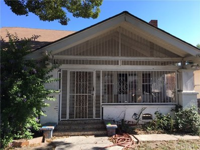 1039 W 62nd Street, Los Angeles, CA 90044 - MLS#: PW18180471