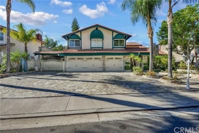273 S Solomon Drive, Anaheim Hills, CA 92807 - MLS#: PW18180493