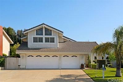 5353 E Rural Ridge Circle, Anaheim Hills, CA 92807 - MLS#: PW18180713