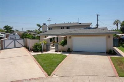 2628 E Hamilton Avenue, Orange, CA 92867 - MLS#: PW18180748
