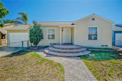 166 E Osgood Street, Long Beach, CA 90805 - MLS#: PW18180897