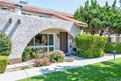 220 S Aron Place, Anaheim, CA 92804 - MLS#: PW18180930