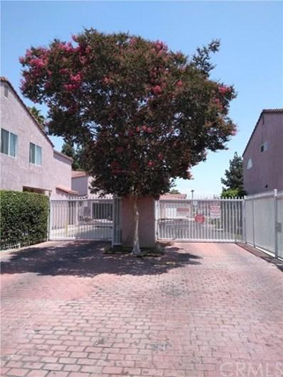 186 Racquet Club Drive, Compton, CA 90220 - MLS#: PW18181008