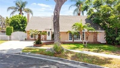 1740 N Bates Circle, Anaheim, CA 92806 - MLS#: PW18181165