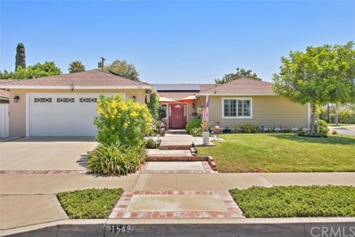 1549 N Fern Street, Orange, CA 92867 - MLS#: PW18181306
