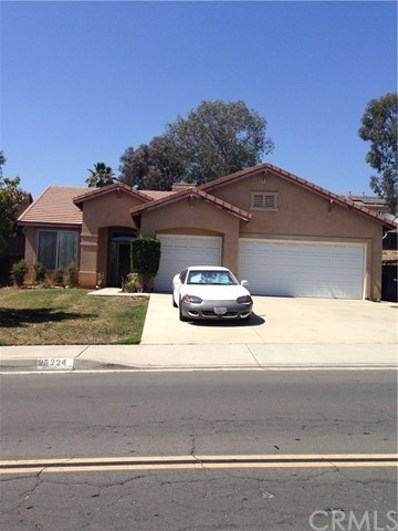 25224 Hemlock Avenue, Moreno Valley, CA 92557 - MLS#: PW18181526