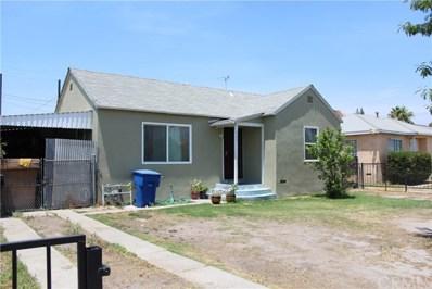 662 Bunker Hill Drive, San Bernardino, CA 92410 - MLS#: PW18181690
