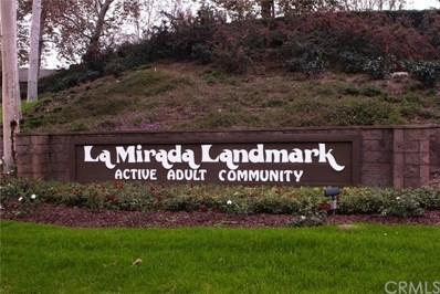 13616 La Jolla Circle UNIT 11C, La Mirada, CA 90638 - MLS#: PW18182282