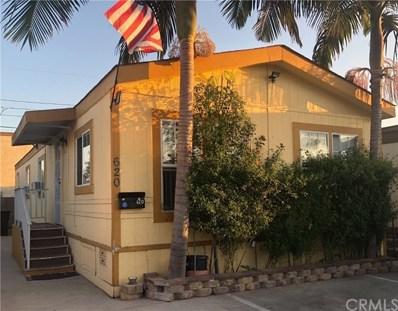 620 W Romneya Via UNIT 620, Anaheim, CA 92801 - MLS#: PW18182325