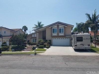 1707 Fairgreen Drive, Fullerton, CA 92833 - MLS#: PW18182430