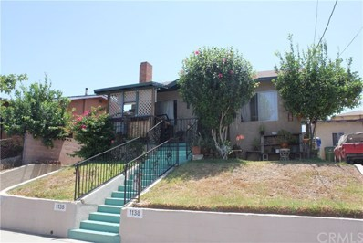 1138 S Concord Street, East Los Angeles, CA 90023 - MLS#: PW18183288