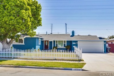13502 Iowa Street, Westminster, CA 92683 - MLS#: PW18183456