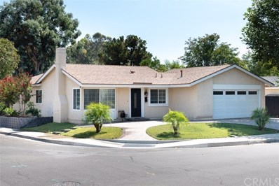 20252 Avenida Puesta Del Sol, Yorba Linda, CA 92886 - MLS#: PW18184081