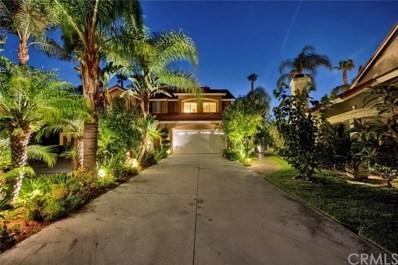 831 S Trailblazer Circle, Anaheim Hills, CA 92807 - MLS#: PW18185254