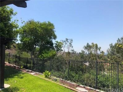 6421 E Shady Valley Lane, Anaheim Hills, CA 92807 - MLS#: PW18185796