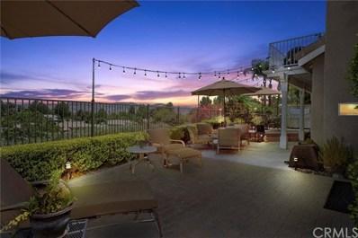 7661 E Hollow Oak Road, Anaheim Hills, CA 92808 - MLS#: PW18186162