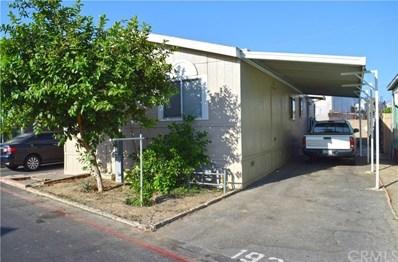 215 S SULLIVAN UNIT 193, Santa Ana, CA 92704 - MLS#: PW18186899