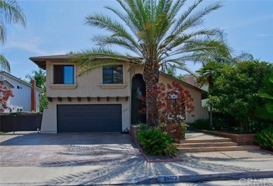 24872 Via Florecer, Mission Viejo, CA 92692 - MLS#: PW18186915