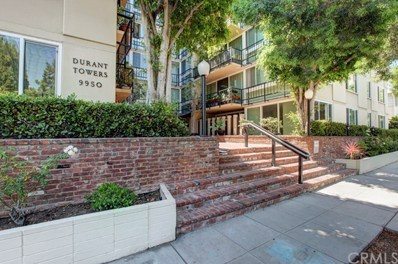 9950 Durant Drive UNIT 101, Beverly Hills, CA 90212 - MLS#: PW18187543
