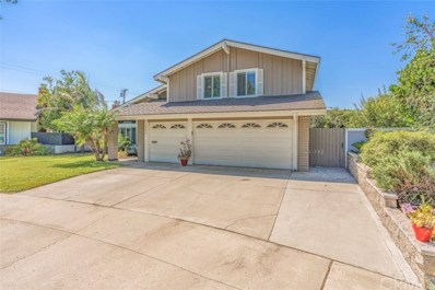 2544 E Whidby Lane, Anaheim, CA 92806 - MLS#: PW18187938