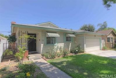 1341 S Olive Street, Santa Ana, CA 92707 - MLS#: PW18188772