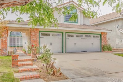828 Highland View Drive, Corona, CA 92882 - MLS#: PW18188851