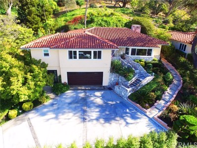 2416 Via Ramon, Palos Verdes Estates, CA 90274 - MLS#: PW18189110
